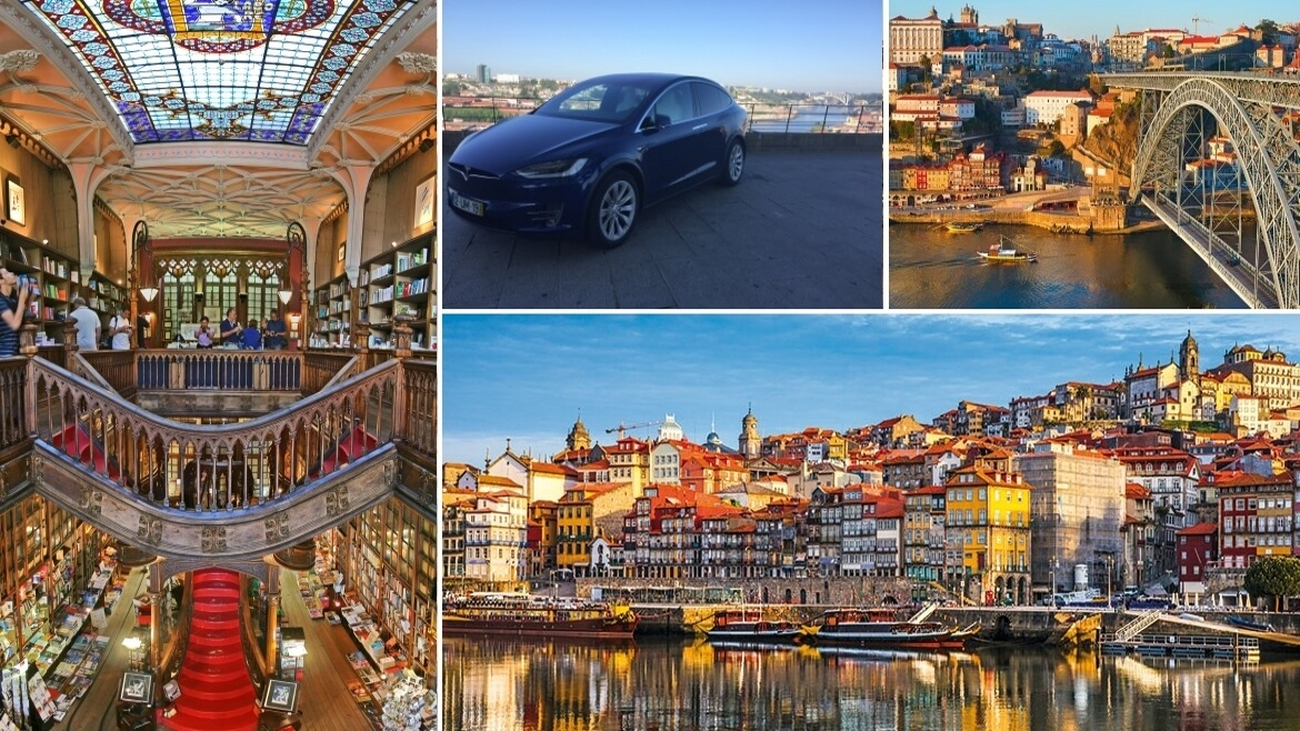 Tesla Porto Private Tour