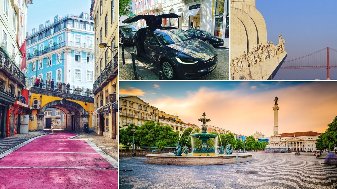 Tesla Lisboa Private Tour