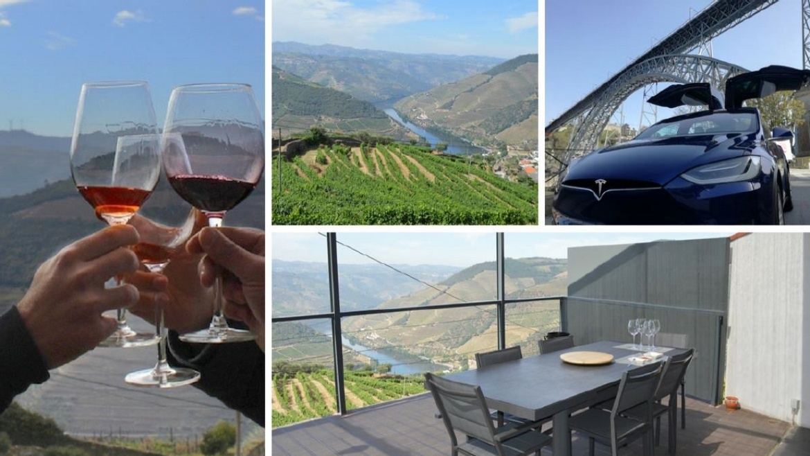 Tesla Douro Private Tour
